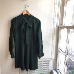 Zara Dress | Forest Green | Size Medium